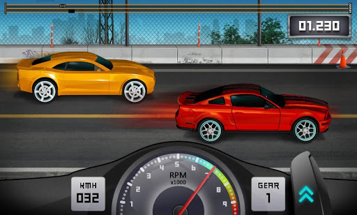 Drag Racer GT Screenshot