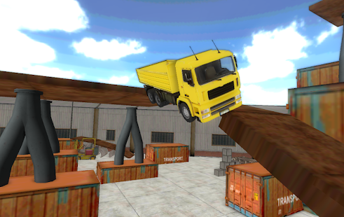 Truck Parking 3D 賽車遊戲 App-癮科技App