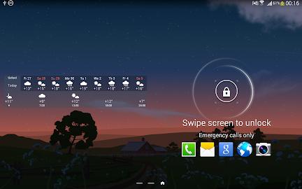 YoWindow Free Weather Screenshot 16