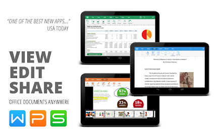 WPS Office + PDF Screenshot 1