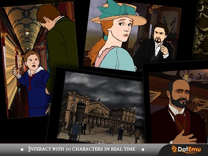 The Last Express- screenshot thumbnail
