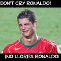 Don't Cry Ronaldo icon