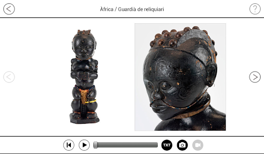 MCMB Museu de Cultures del Món- screenshot thumbnail