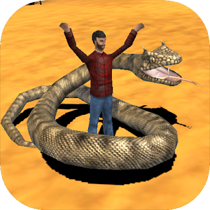 Snake Attack 3D Simulator for PC and MAC