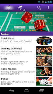 Wheeling Island Casino- screenshot thumbnail