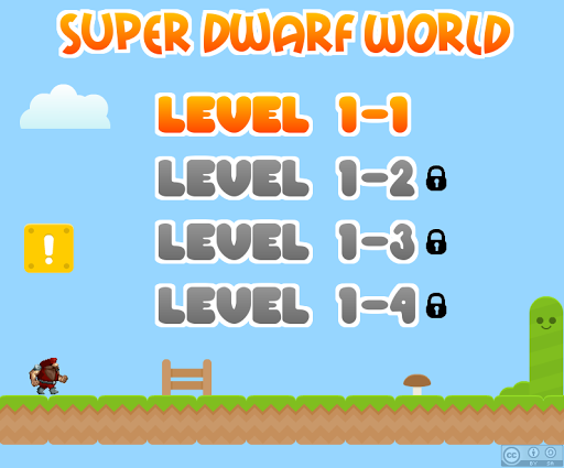 Super Dwarf World