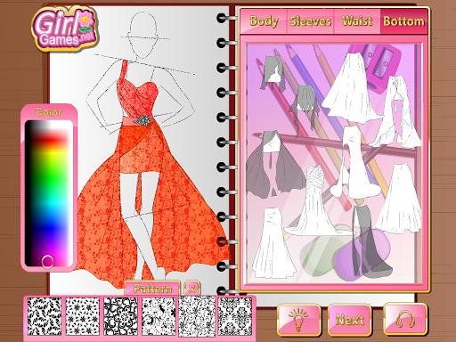Fashion Studio Prom Dress