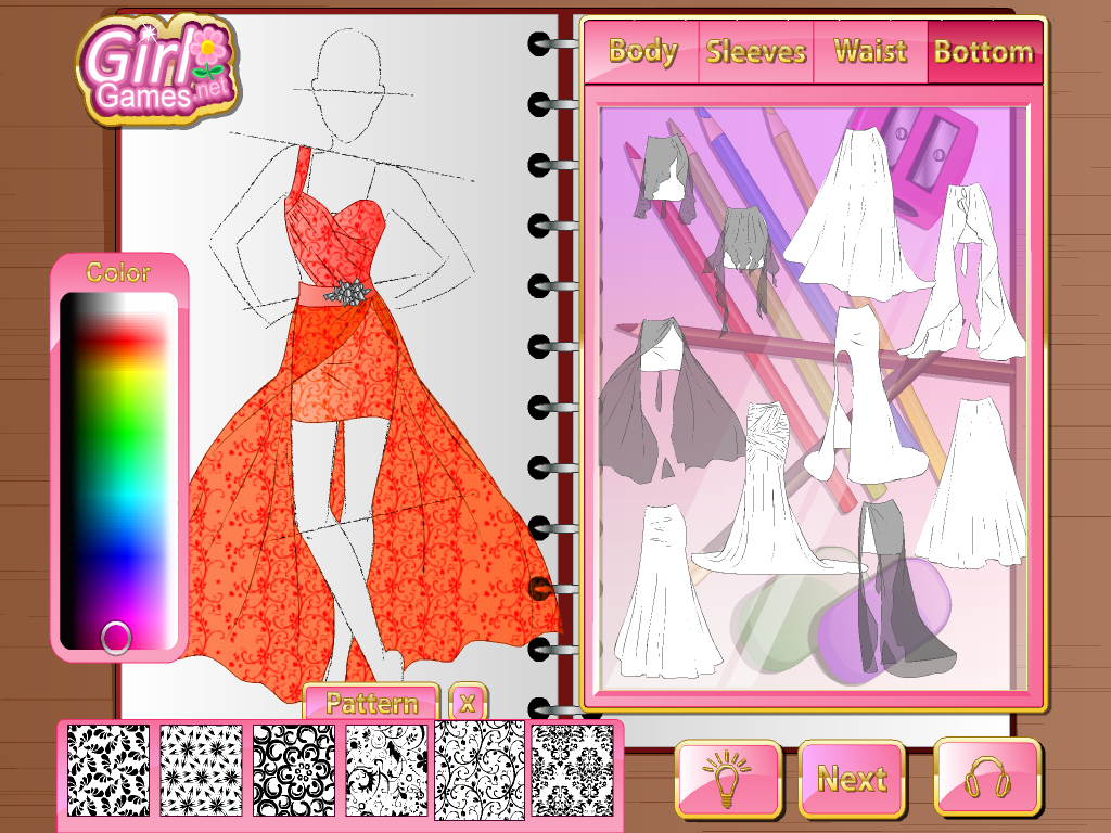 Fashion Studio Prom Dress- screenshot