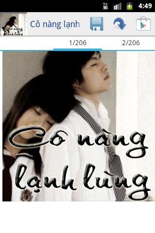 Co nang lanh lung (full) - screenshot