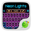 Neon Lights GO Keyboard Theme icon