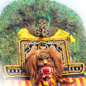 REOG PONOROGO by Abud Talang - People Musicians & Entertainers ( ponorogo, art, reog, culture, entertainment )