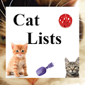 Cat Lists icon
