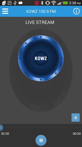 KOWZ FM