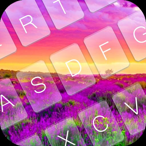 Springtime Keyboard Theme