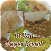 Indian Paper Bread Recipe