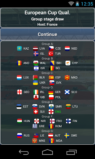 True Football National Manager 1.4.6 screenshots 3