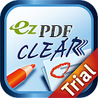 ezPDF CLEAR Try Mobile Txtbook icon