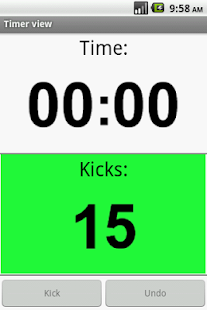 Baby Kick Tracker Free- screenshot thumbnail