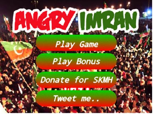 Angry Imran