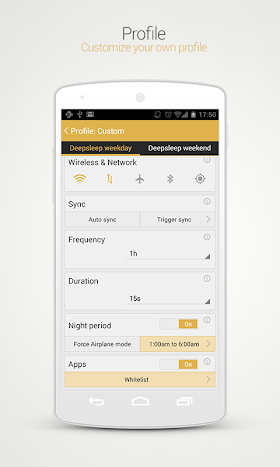 Deep Sleep Battery Saver PRO 4.0.838 APK
