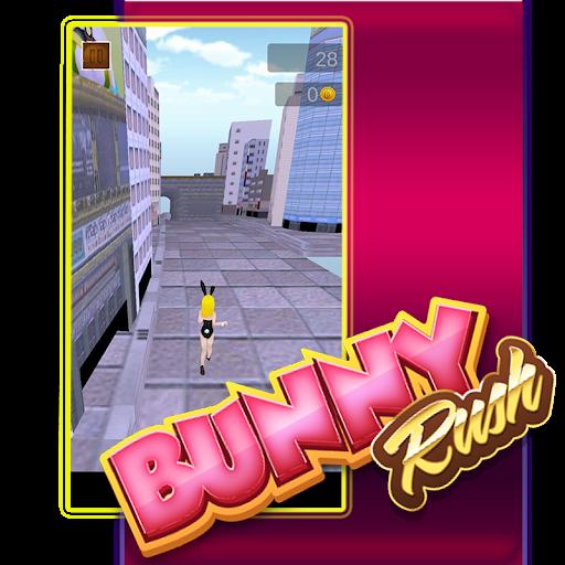 愤怒的兔子拉什:3D汝宁