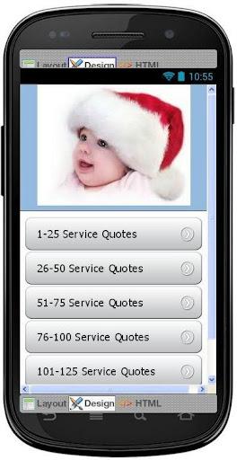 Best Service Quotes
