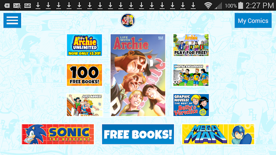 Archie Comics- screenshot thumbnail