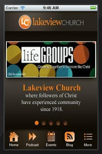 Lakeview Church- screenshot thumbnail