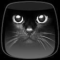 Black Live Wallpaper icon