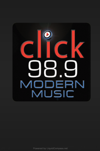 Click 98.9 - screenshot