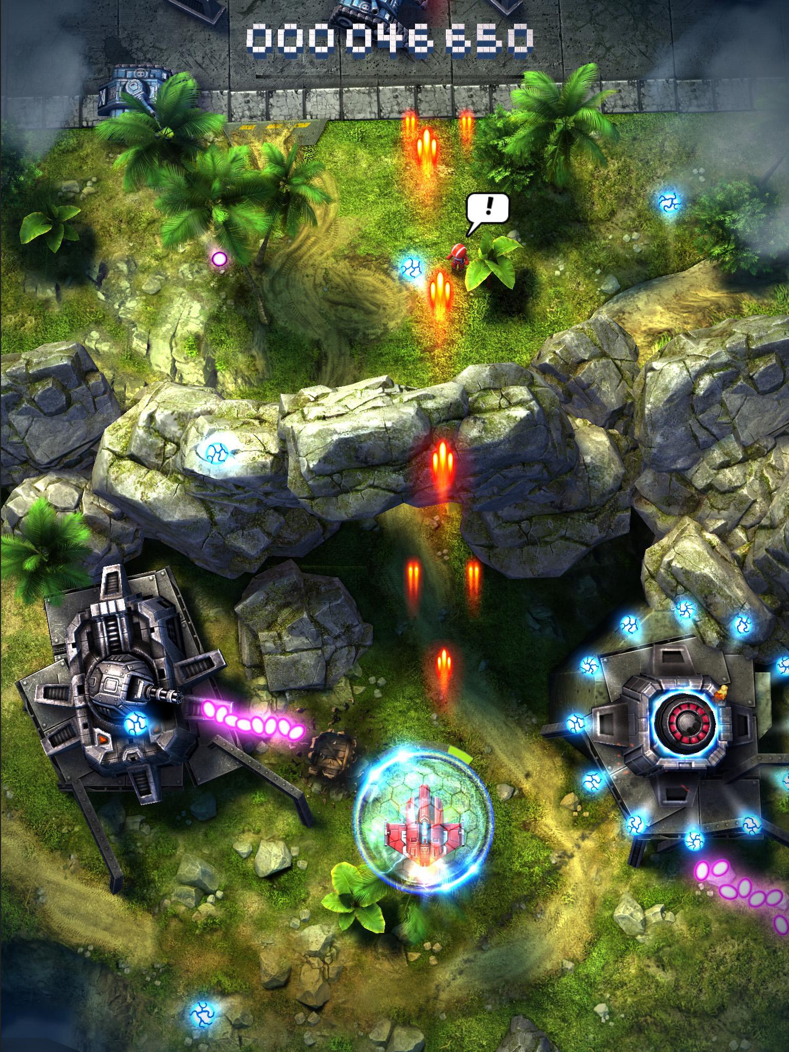 Sky Force 2014 screenshot #4
