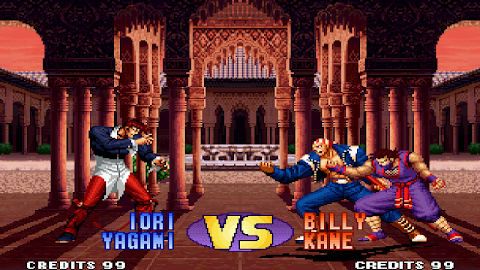 THE KING OF FIGHTERS '98 Screenshot 11