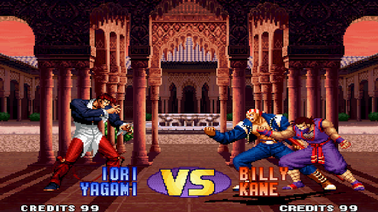 THE KING OF FIGHTERS '98 Screenshot 20