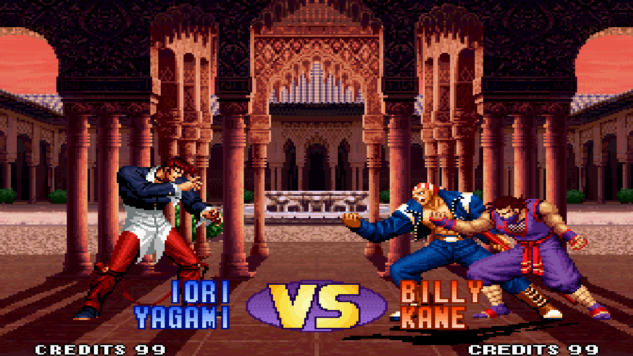 THE KING OF FIGHTERS '98 screenshot #11