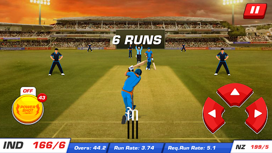 Power Cricket T20 League 2015- screenshot thumbnail