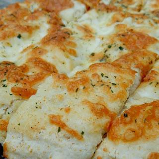 Beer Bread Garlic Cheese Sticks.