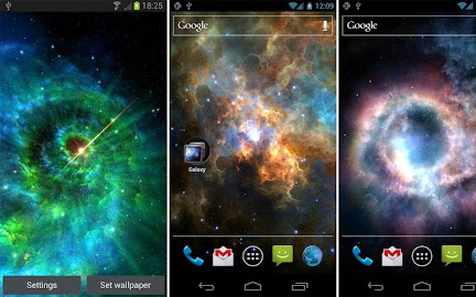 Galaxy Pack Screenshot 5