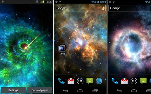 Galaxy Pack Screenshot 5