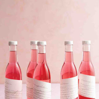 Raspberry-Infused Vodka.