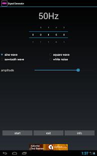 Signal Generator 1.0.2
