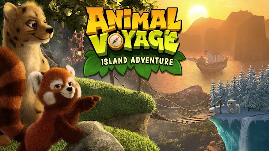 Animal Voyage:Island Adventure - screenshot thumbnail