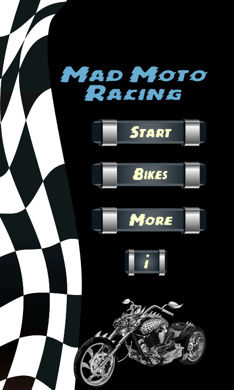 Mad Moto Racing- screenshot