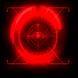 Red Glowing Droid Eye LWP