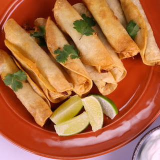 Green Chili Tacquitos