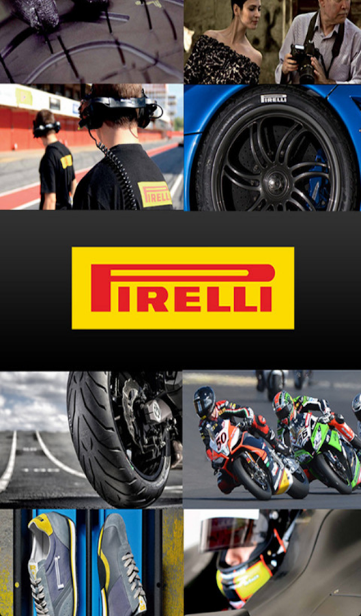 Pirelli & C. S.p.A. - screenshot