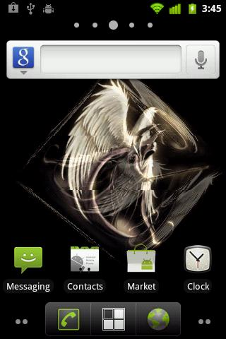 Angel - screenshot
