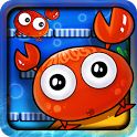Happy Crab Rush icon