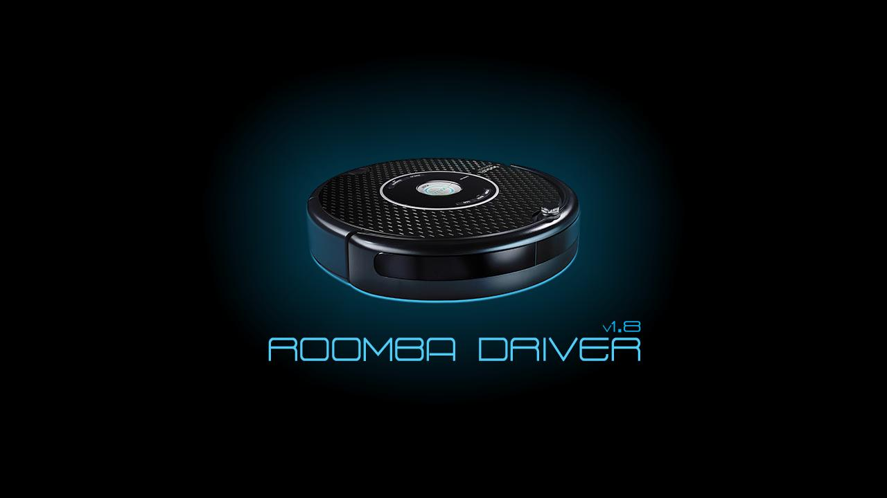 Roomba Driver - screenshot