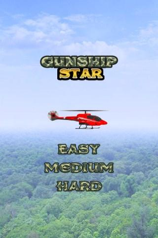Flappy Copter - Gunship Star