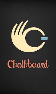 Chalkboard- screenshot thumbnail